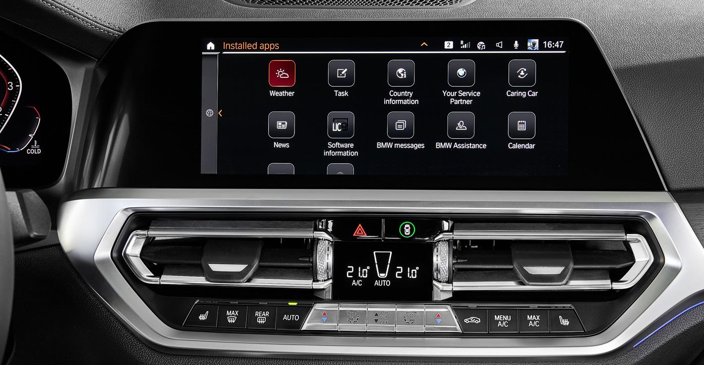 BMW System Operacyjny 7.0 Live Cockpit