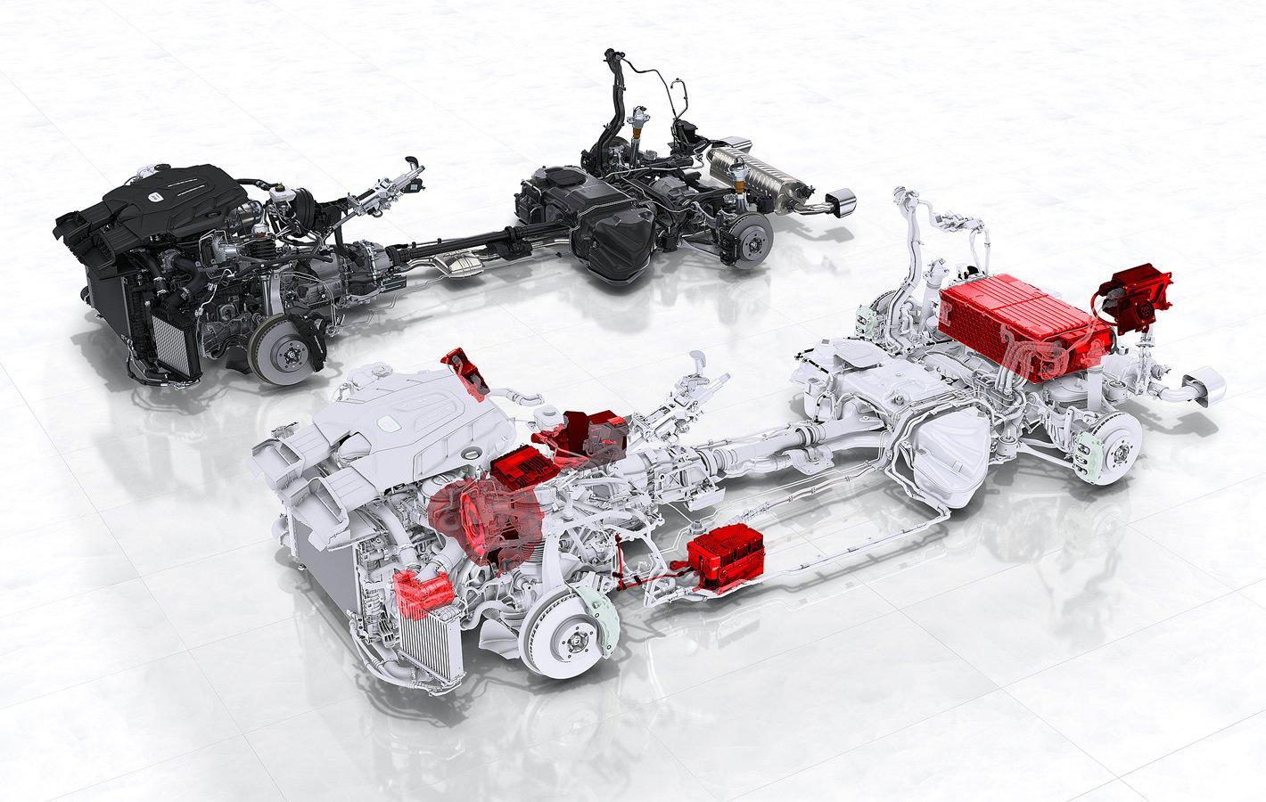 Porsche Cayenne E-Hybrid - napęd hybrydowy