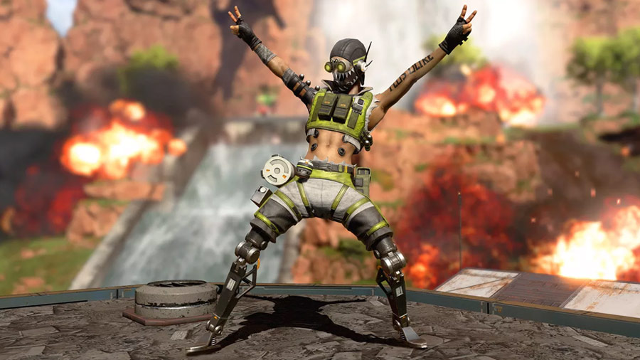 Apex Legends Octane