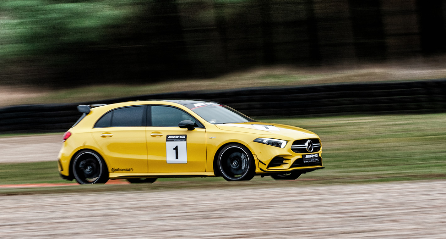 AMG Driving Academy 2019