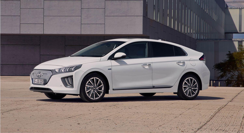 Hyundai Ioniq 2019 electric