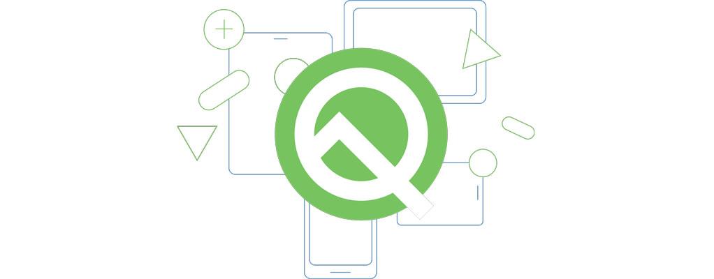 Telefony z Android Q