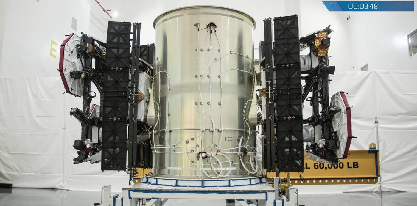 satelita Starlink TinTin A/B