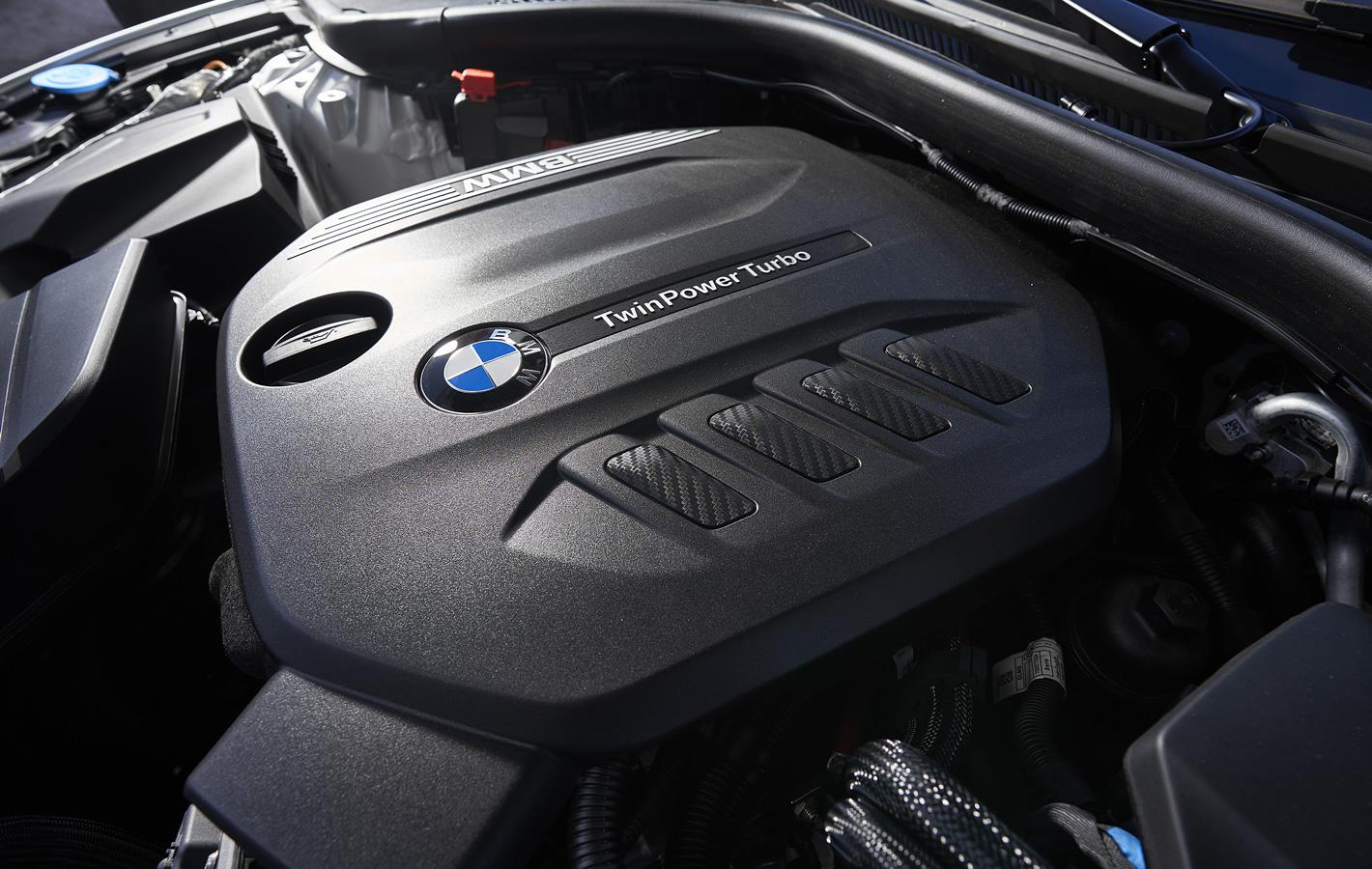 BMW 320d xDrive - silnik