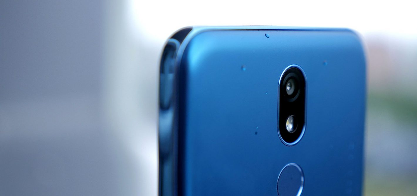 Szukacie pierwszego smartfona dla dziecka? LG K40 jest ciekawą propozycją
