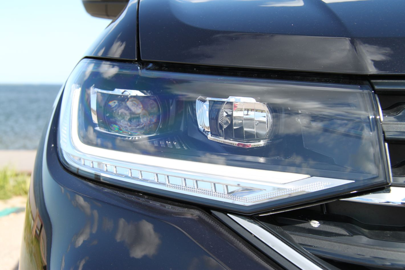 Volkswagen T-Cross lampa LED