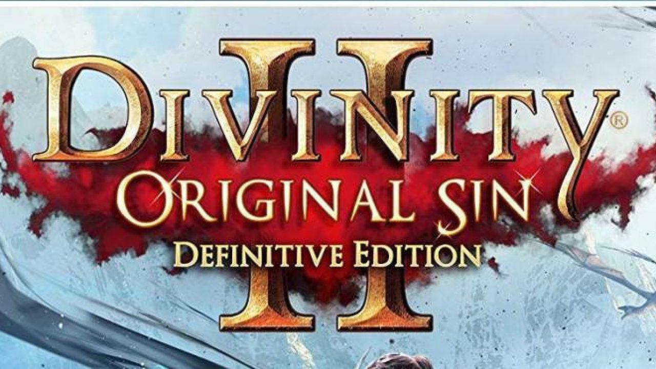 Divinity Original Sin 2 Definitive Edition.