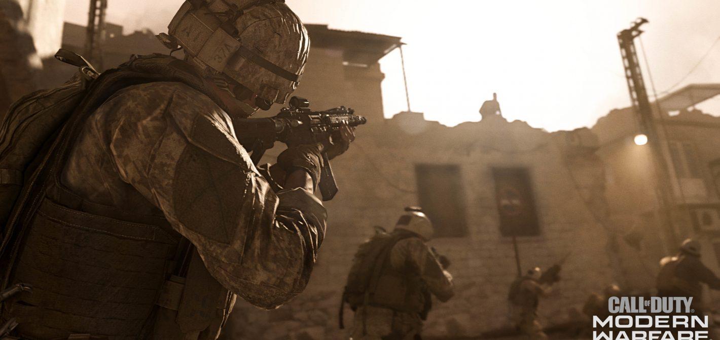 Znalezione obrazy dla zapytania call of duty modern warfare