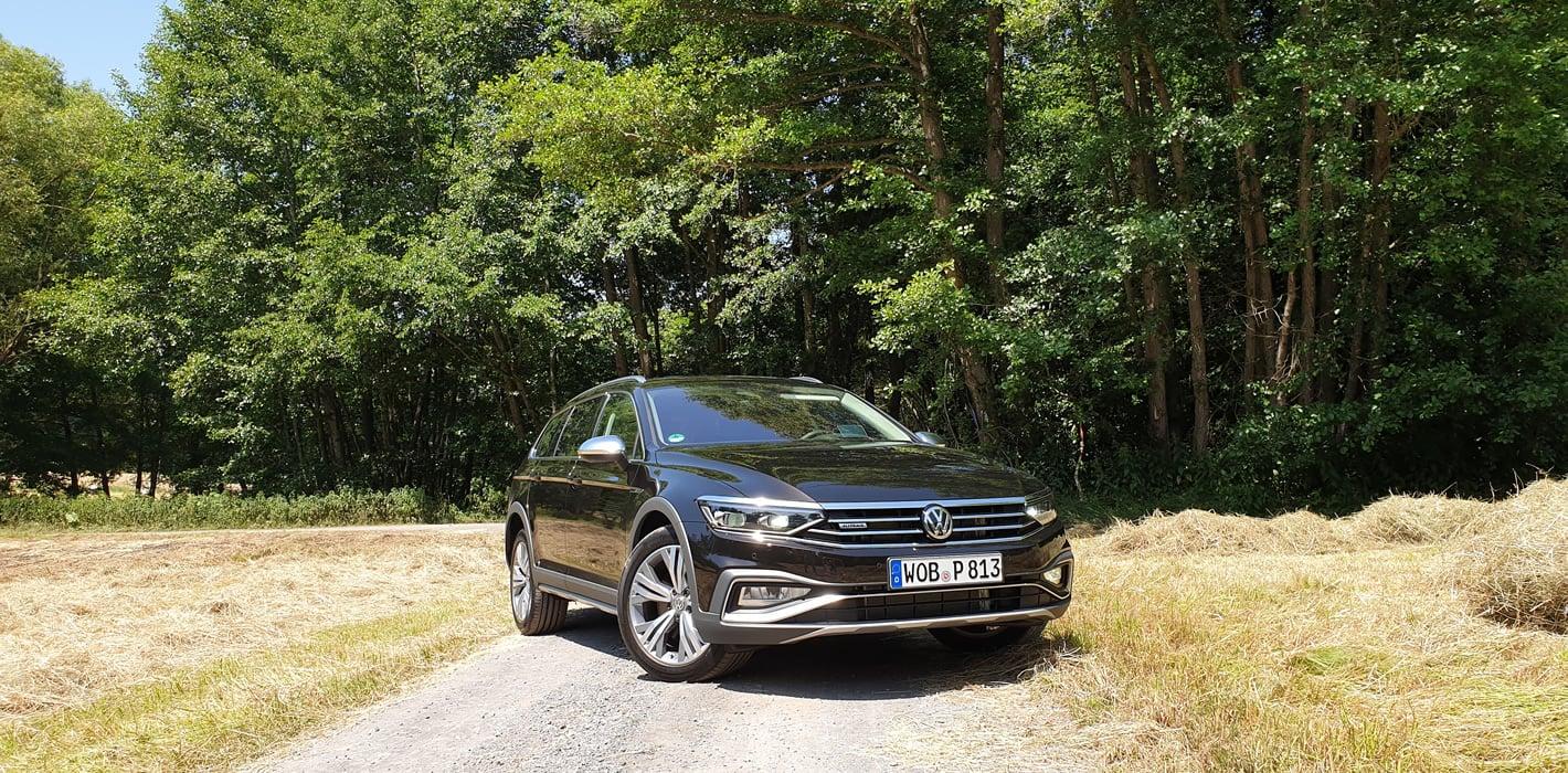 Nowy Volkswagen Passat Variant Alltrack