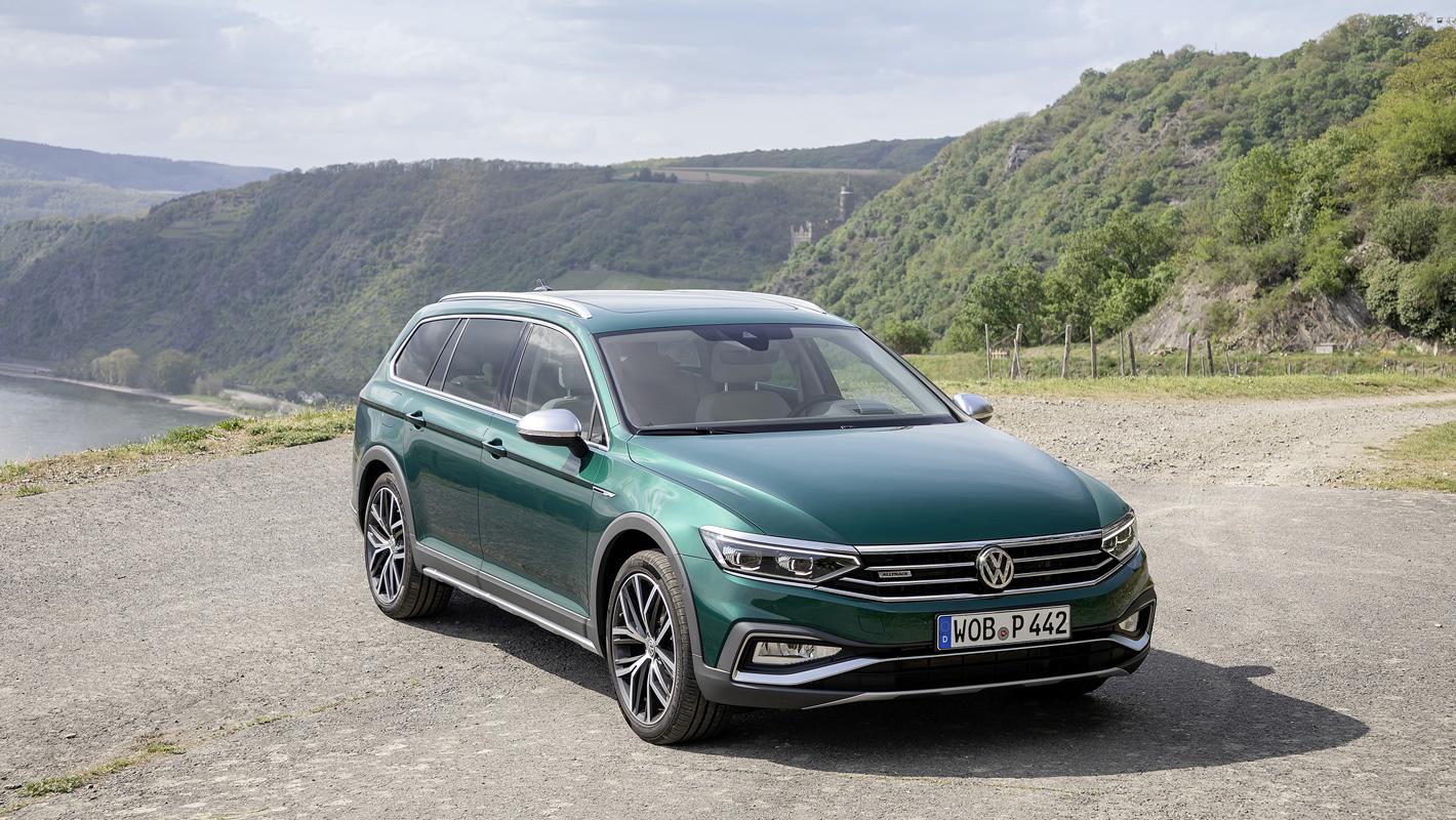 Nowy Volkswagen Passat Alltrack