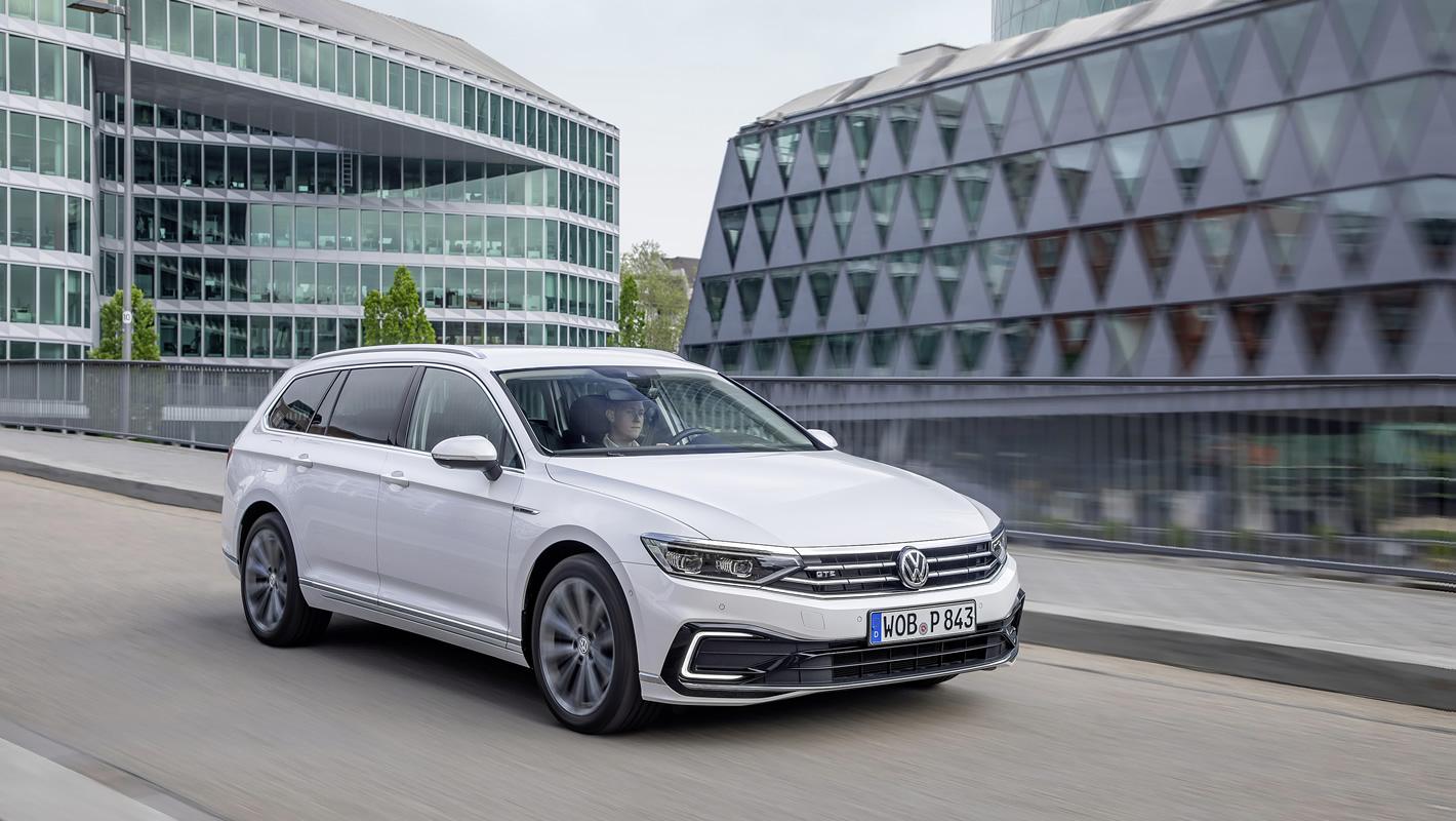 Nowy Volkswagen Passat GTE