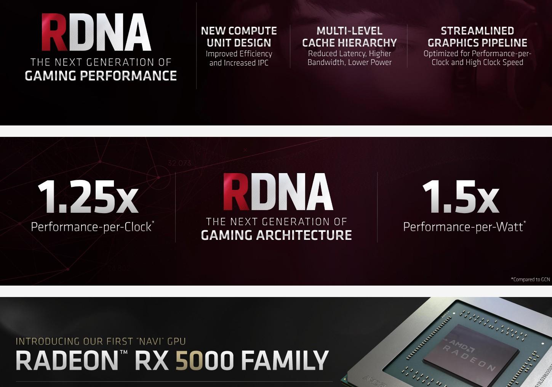 AMD Navi RDNA
