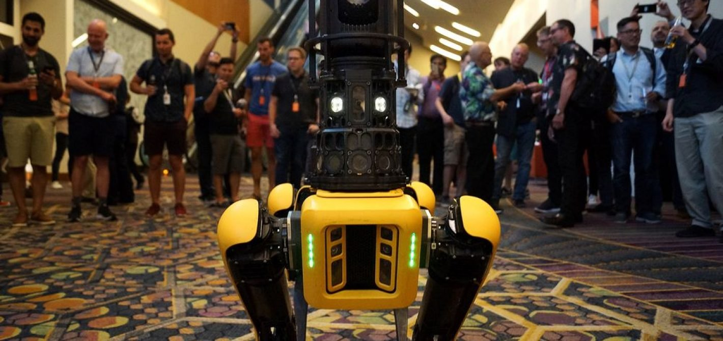 robot do domu