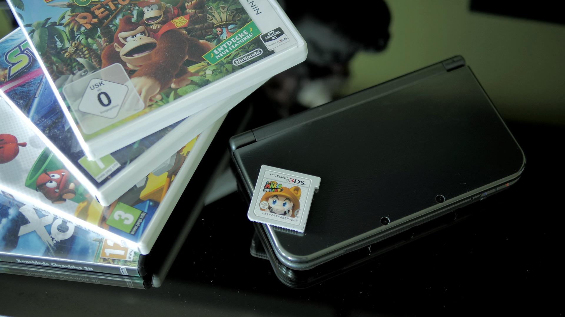 Gry i konsola Nintendo 3DS