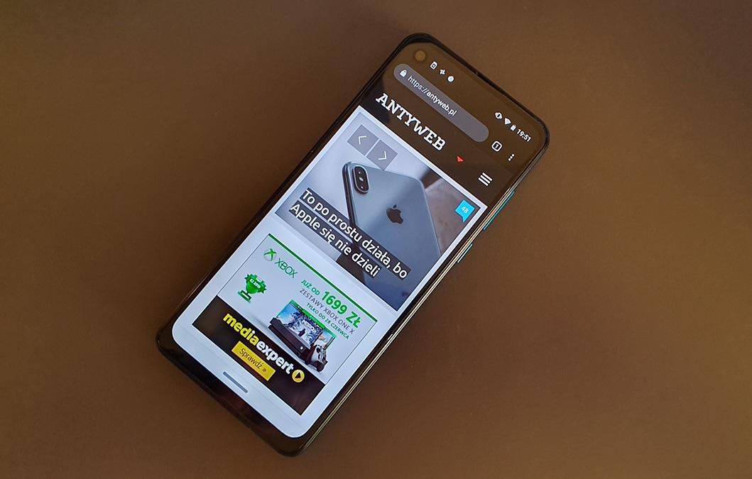 Motorola One Vision - Smartfon