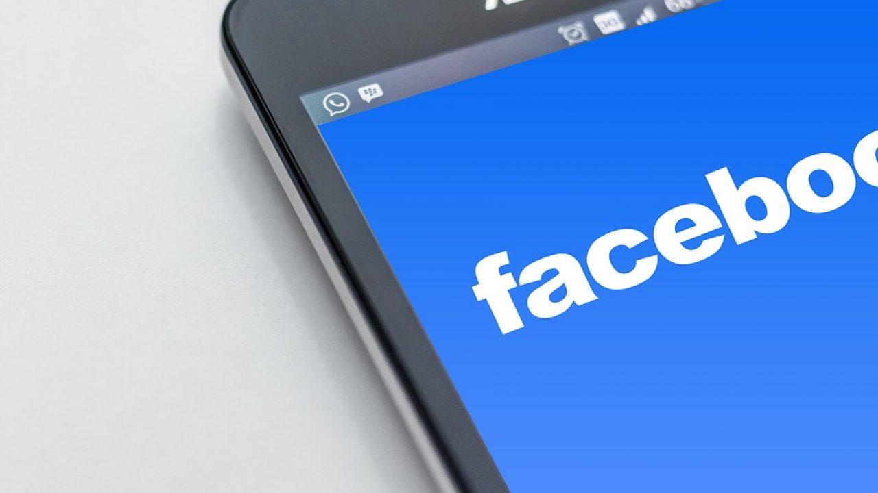 facebook nie działa