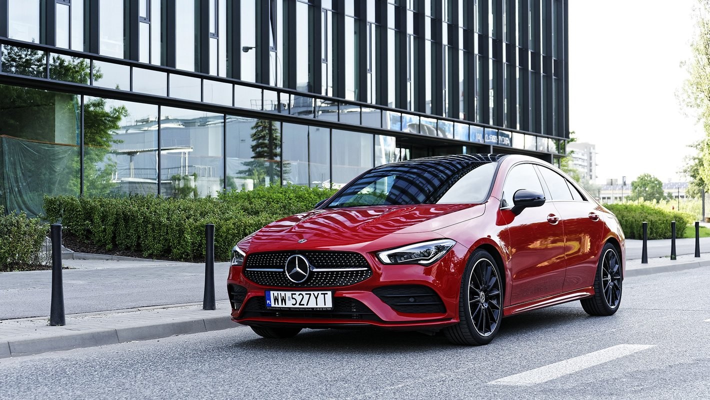 Mercedes-Benz CLA 220 4Matic