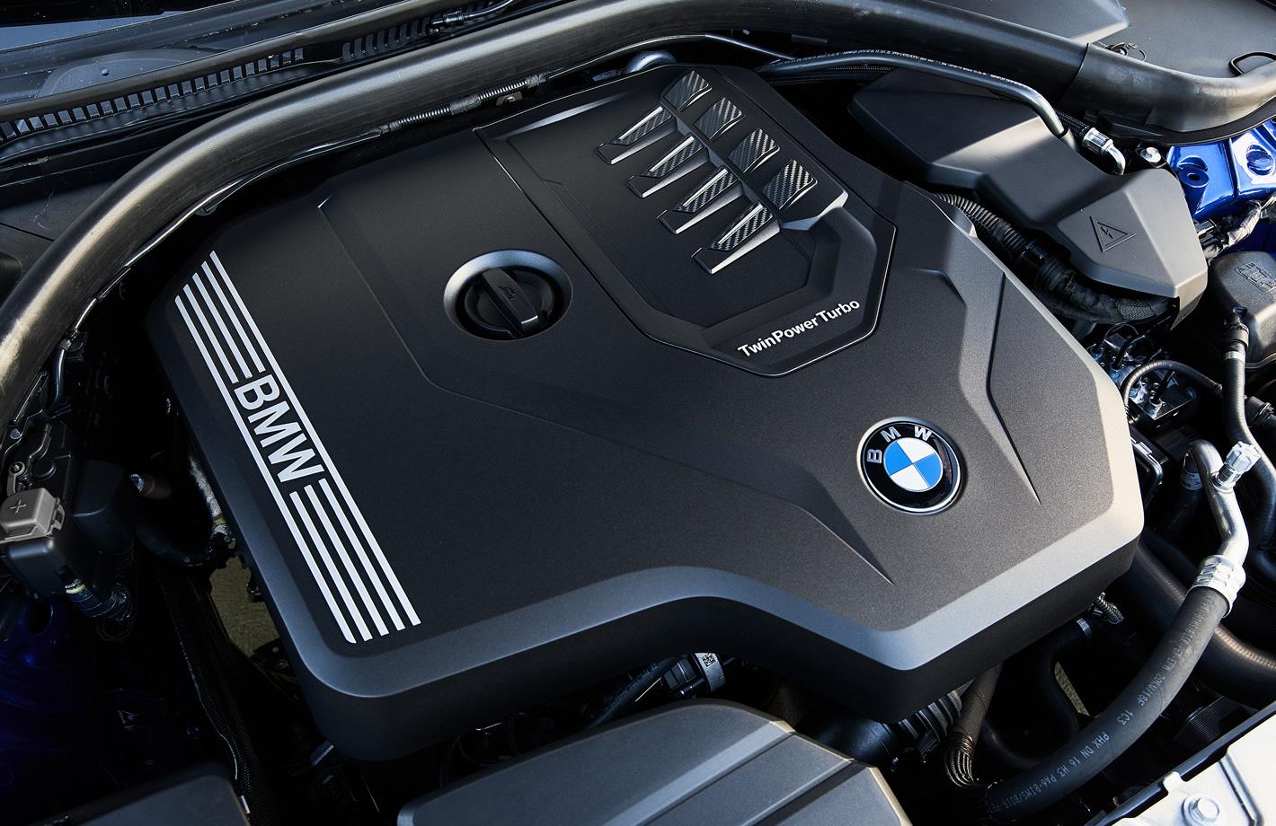 BMW 330i - silnik