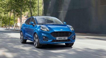 Ford opublikował cennik nowej Pumy, pierwszy model z napędem MHEV