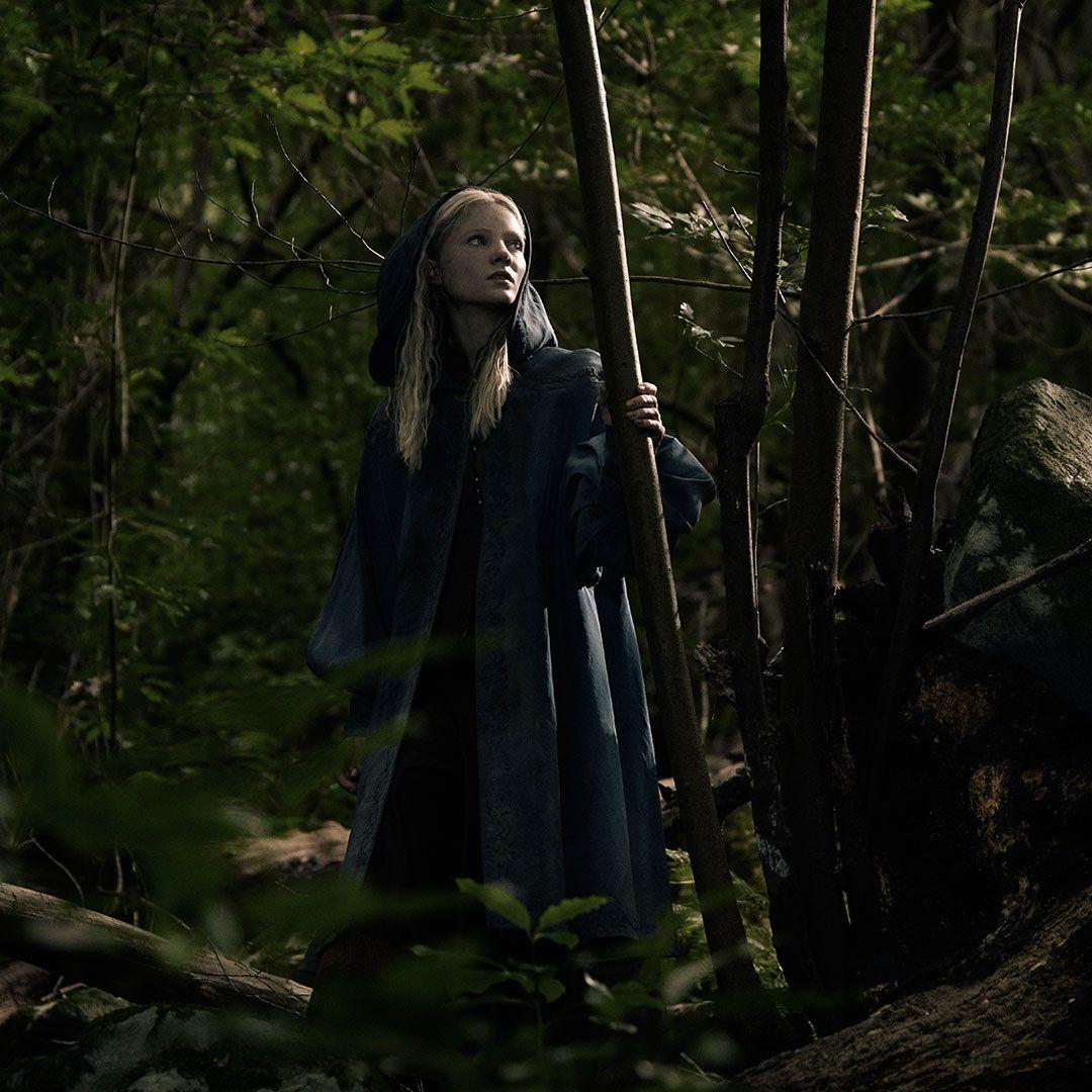 Ciri Witcher Netflix