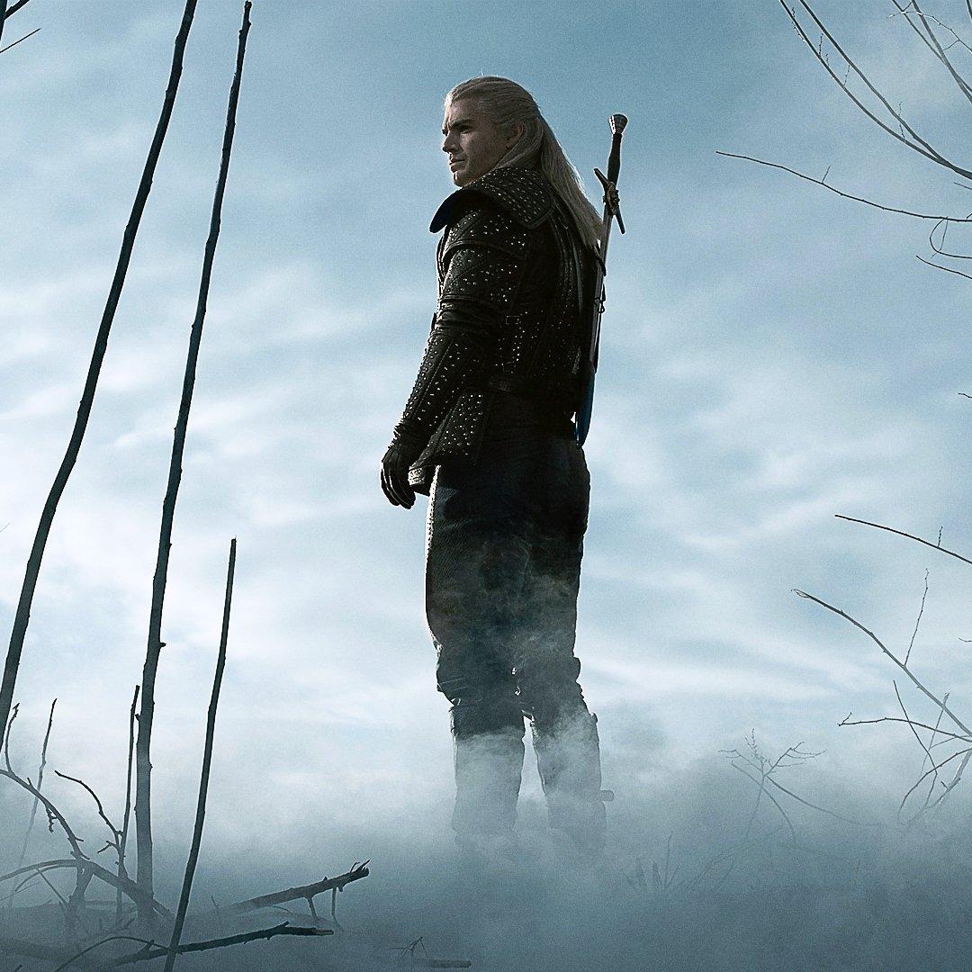 Geralt Wiedźmin netflix