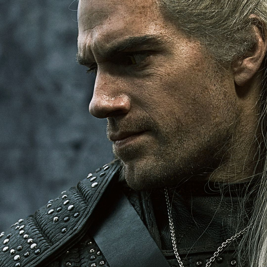 Geralt Witcher Netflix