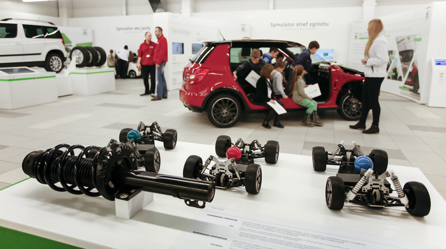 Skoda Auto Lab