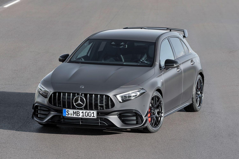 Mercedes AMG A45 2019