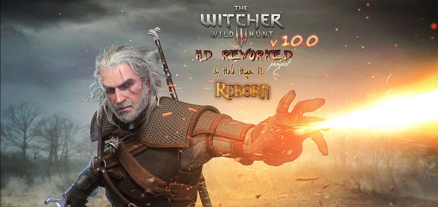 The Witcher 3 HD Wersja 10.0