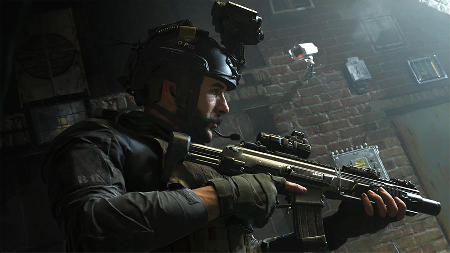 Call of Duty: Modern Warfare Kapitan Price