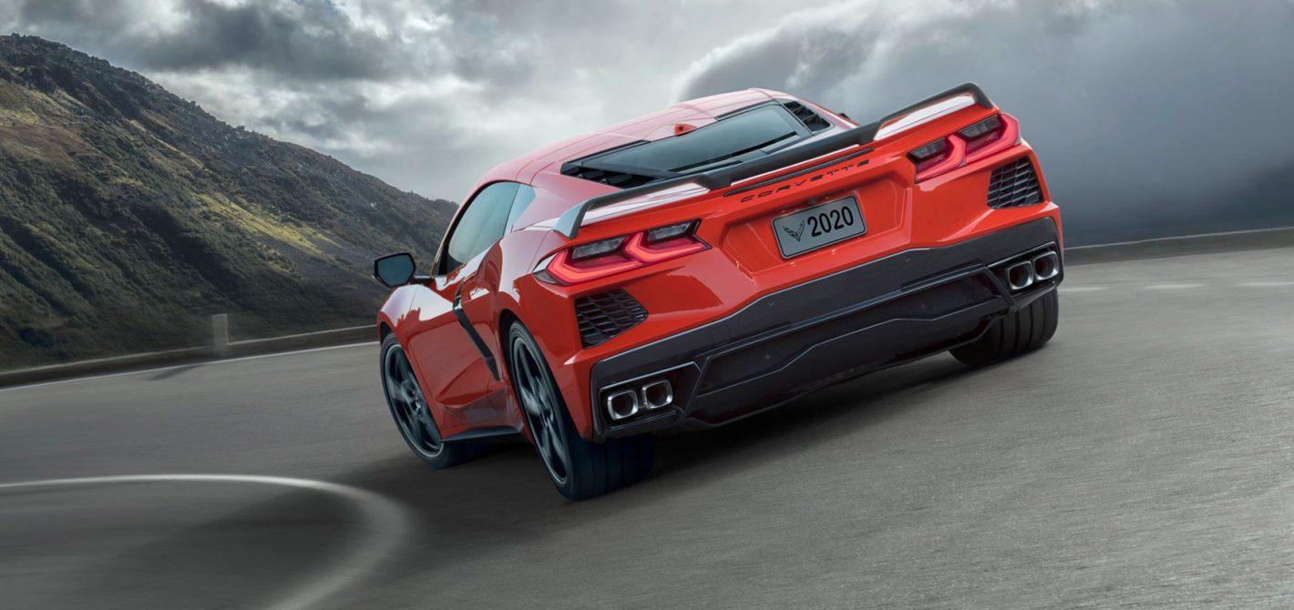 Chevrolet Corvette C8 Stingray to prawdziwy supersamochód