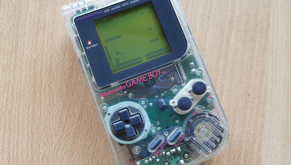 GameBoy 30 rocznica