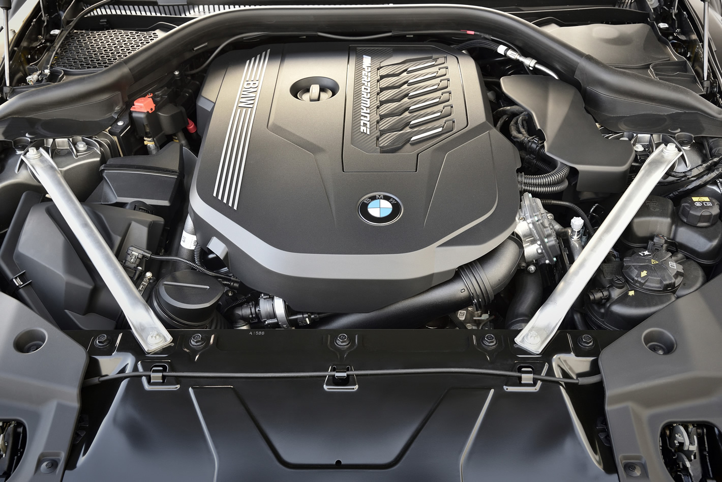 BMW Z4 M40i - silnik