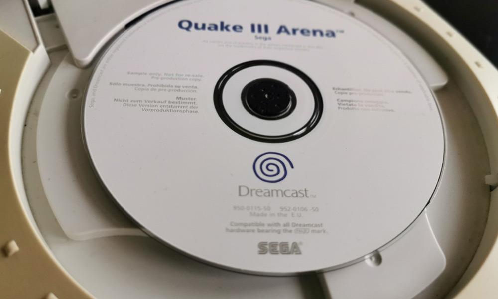 Dreamcast Quake 3