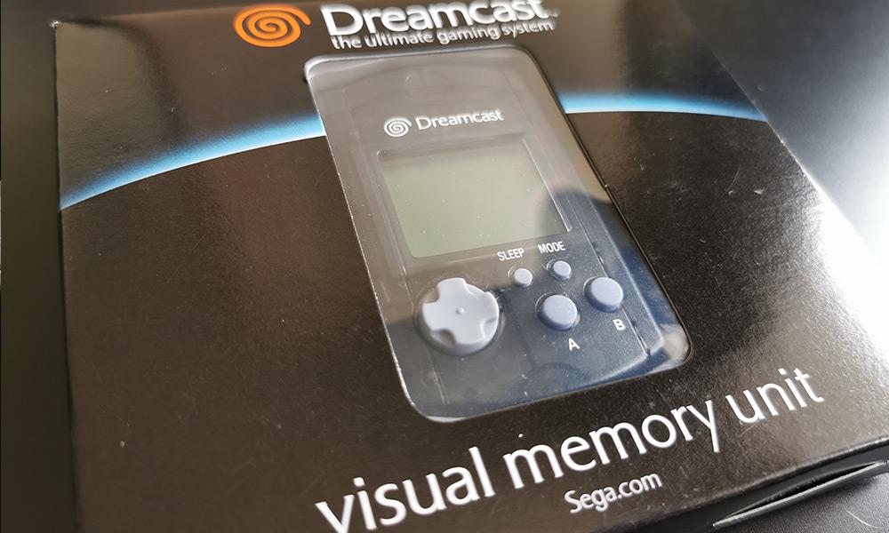 Dreamcast karta pamięci