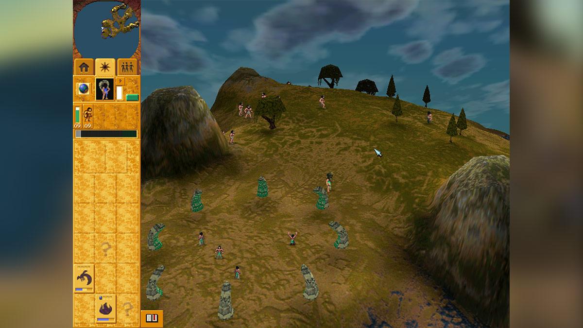 Populous 3: Wrogi szaman