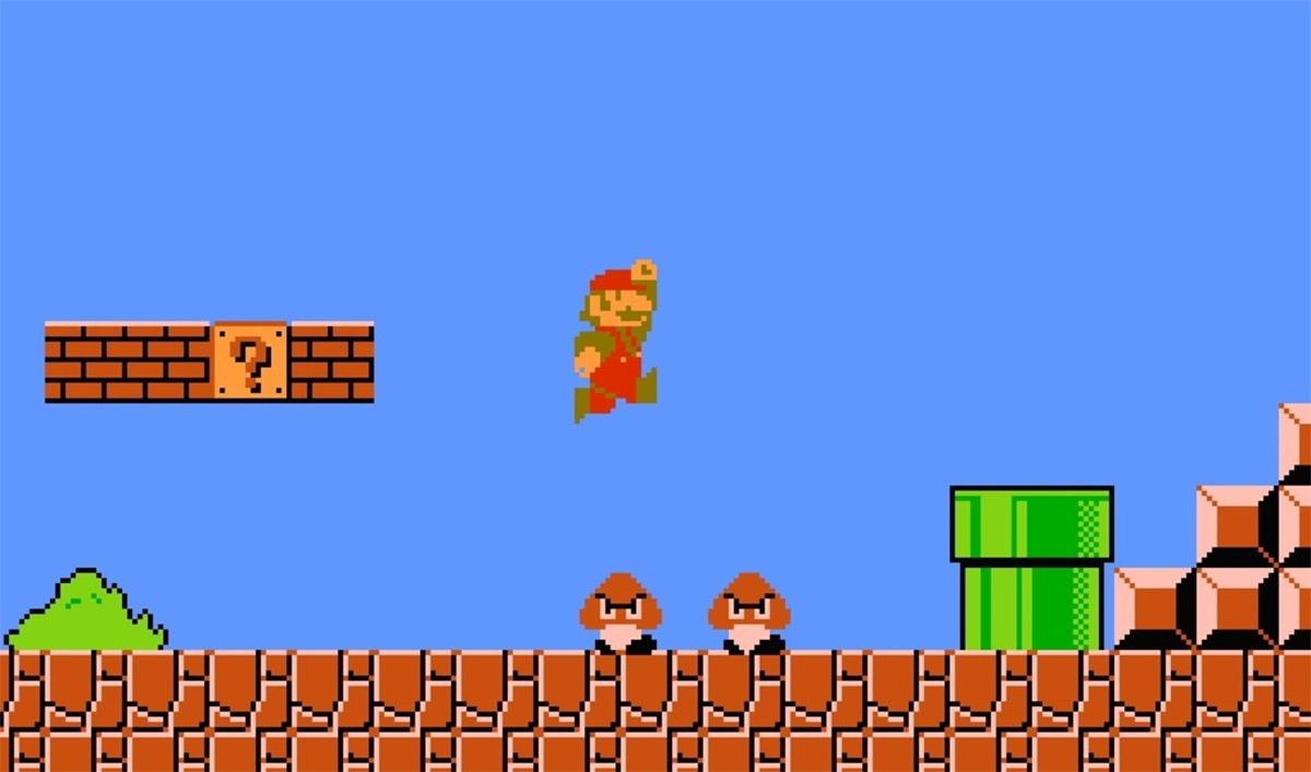 Easy Mode: Mario