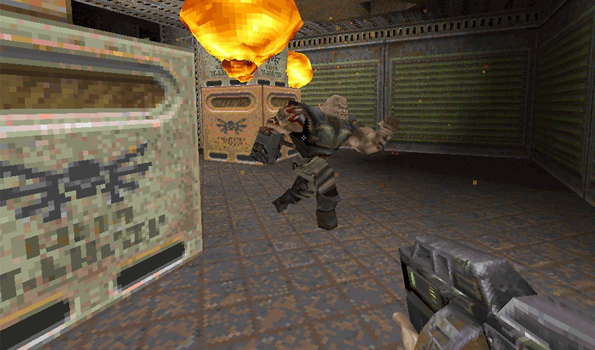 Easy Mode: Quake 2