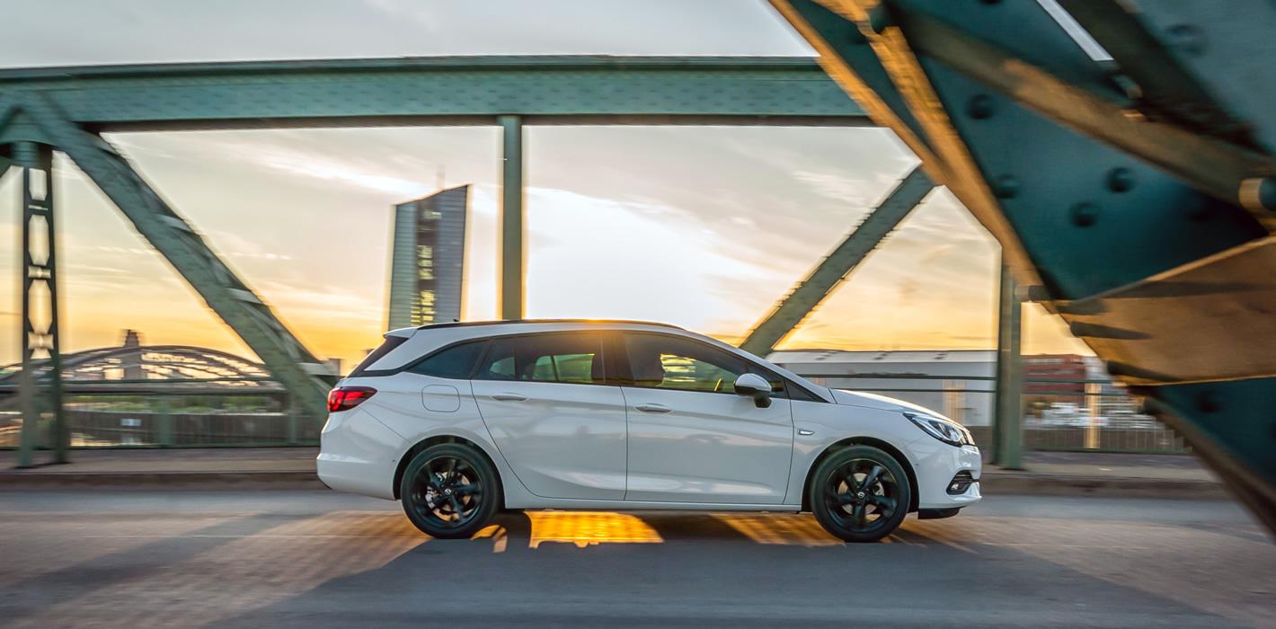 Nowy Opel Astra 2019