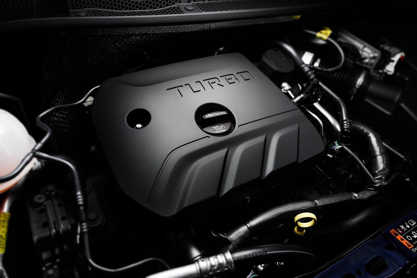 Nowy Opel Astra 2019 - silnik