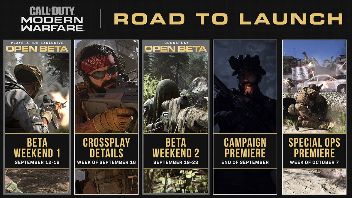 Call of Duty: Modern Warfare Road to Launch