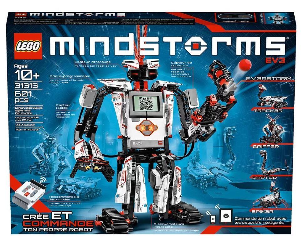 zabawki lego mindstorms