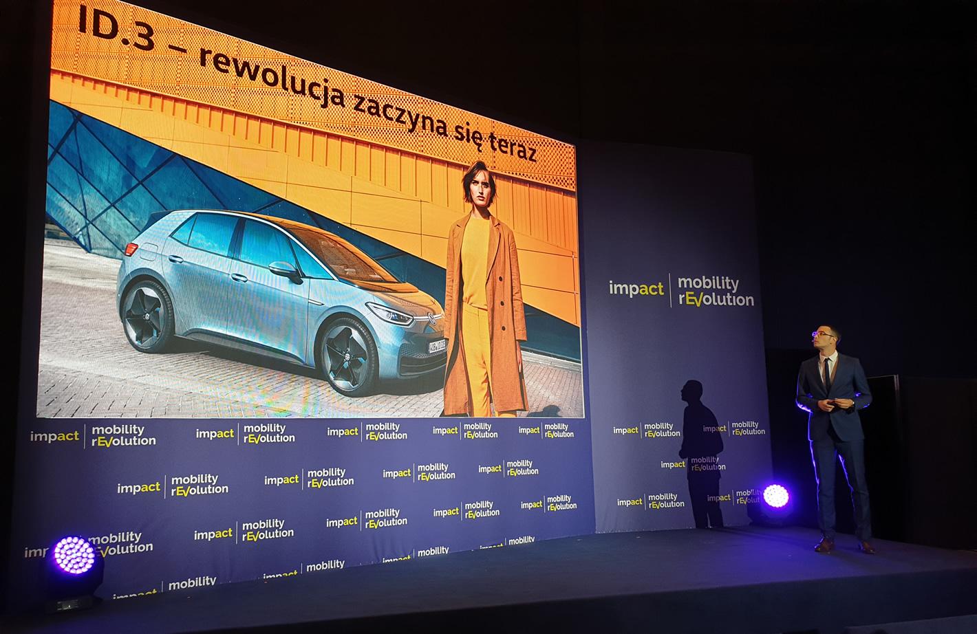 Nowy Volkswagen ID.3