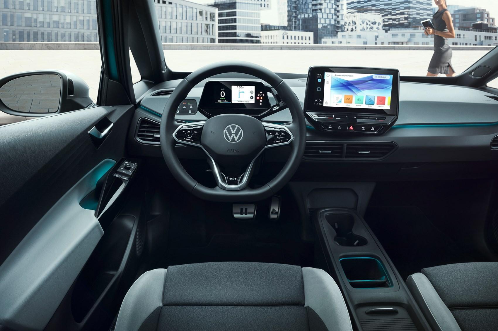 Volkswagen ID.3 1st wnętrze