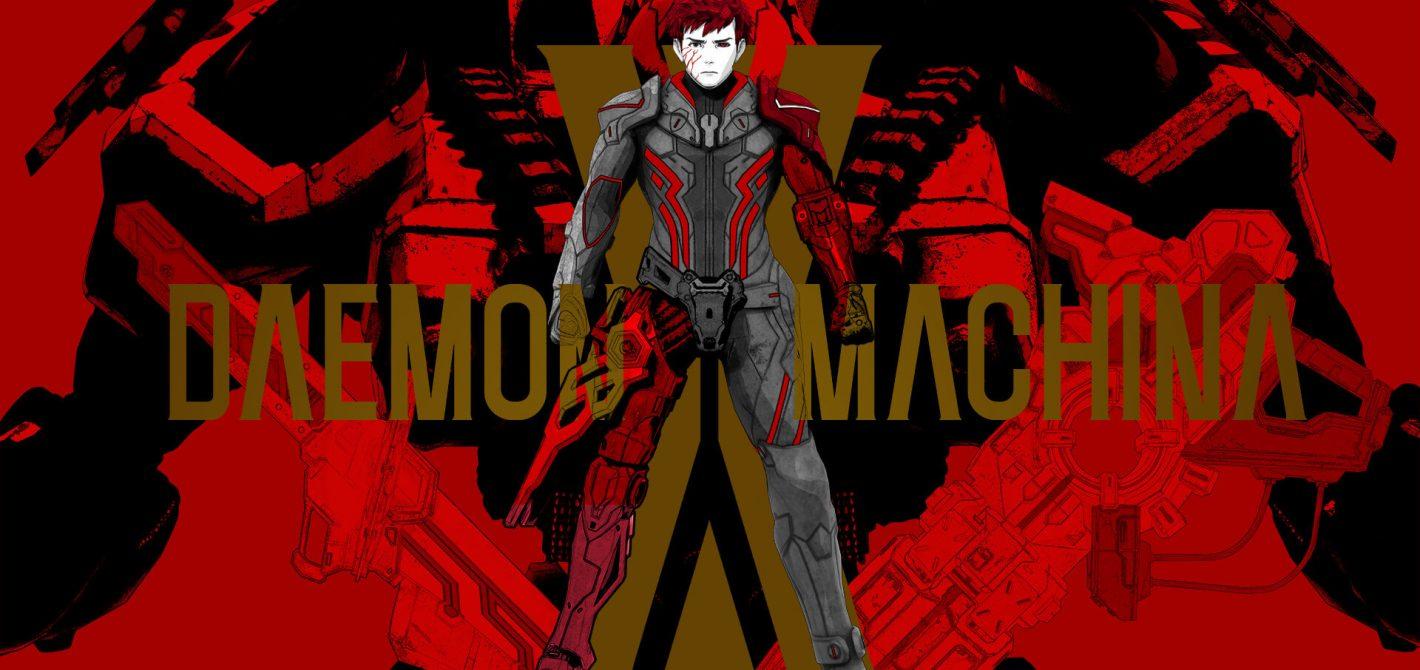 Daemon x Machina header