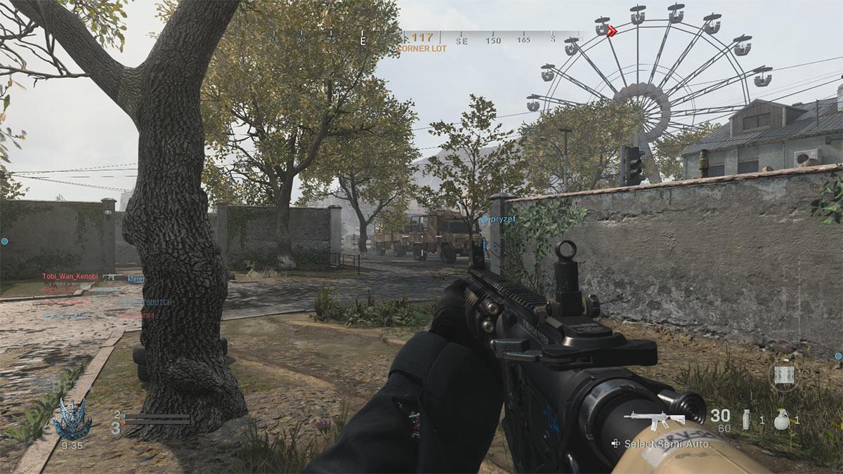 Call of Duty Modern Warfare - Rozgrywka