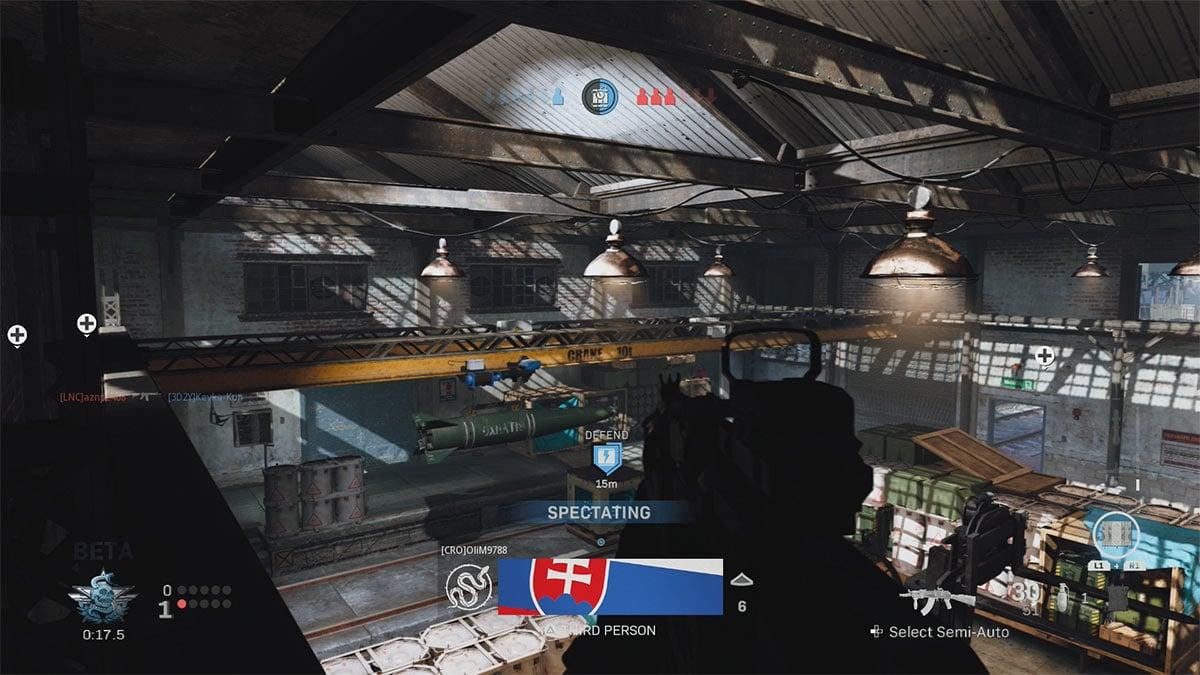 Call of Duty Modern Warfare - Kadr z gry