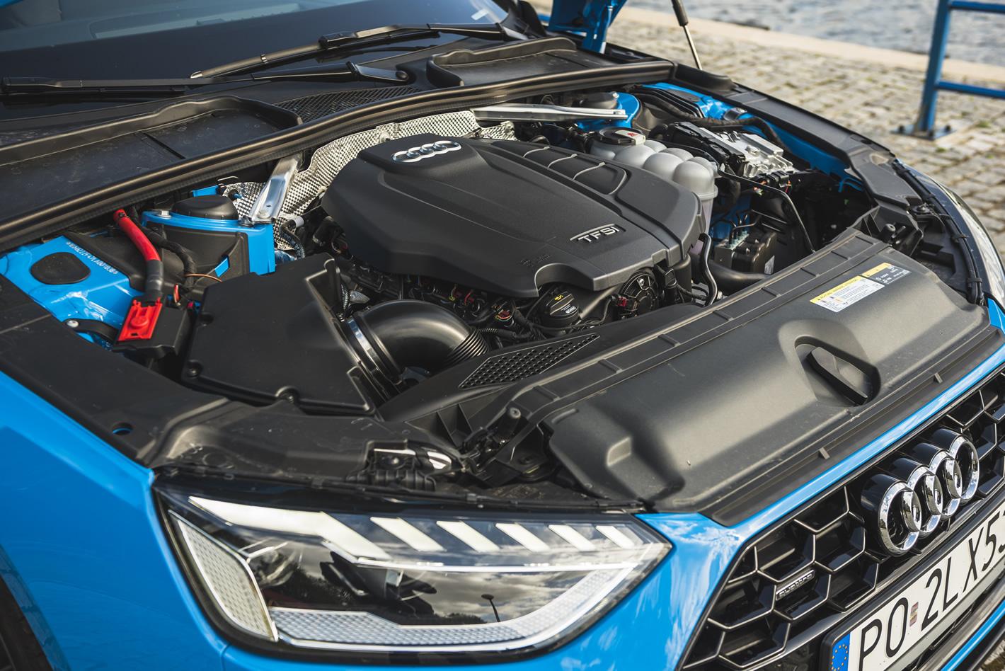 Audi A4 2019 2020