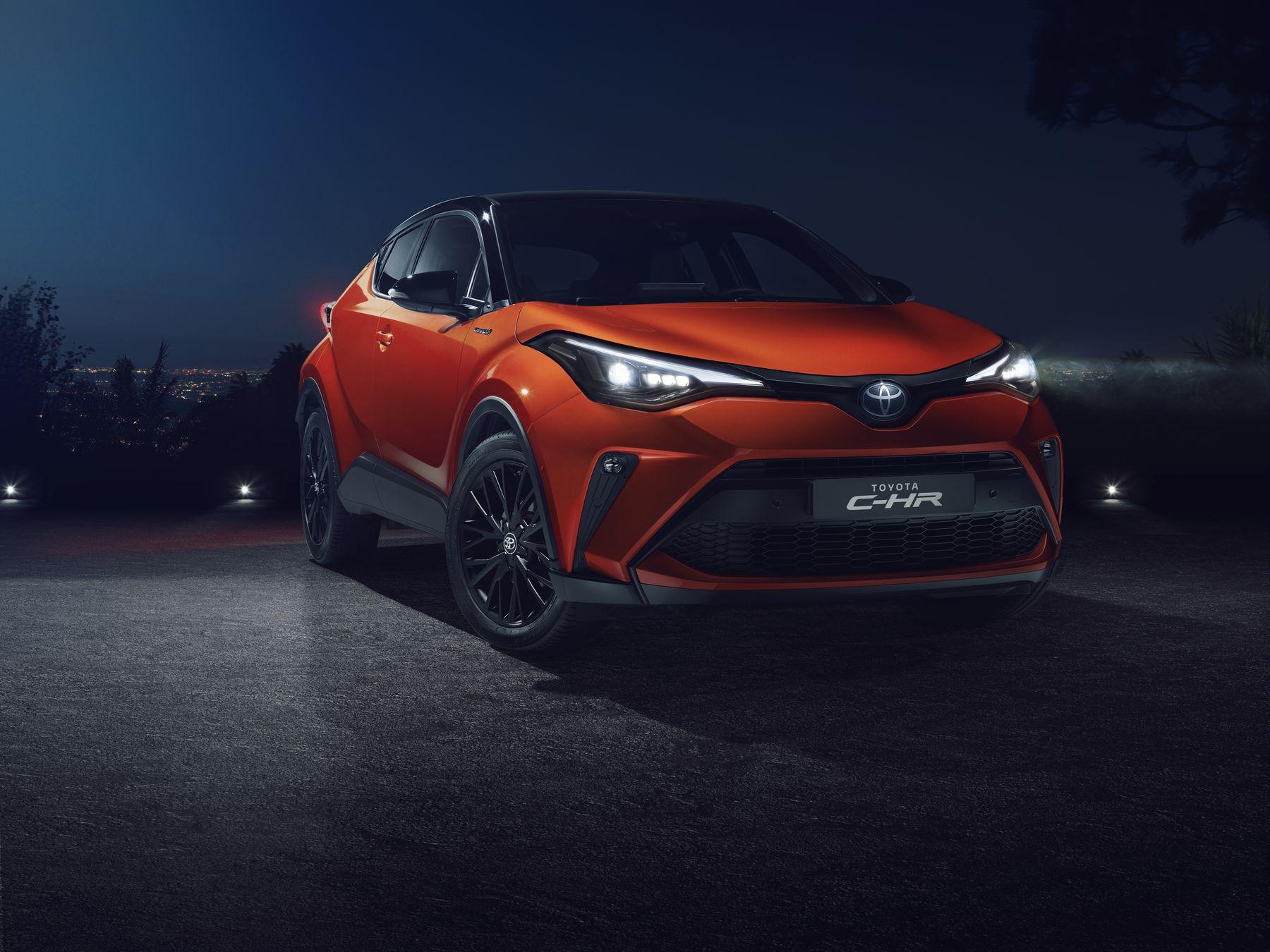 nowa Toyota C-HR cennik