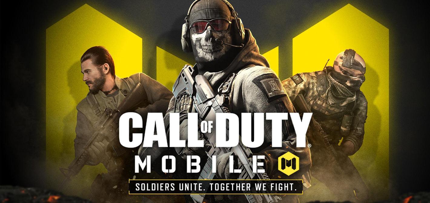 "Znalezione obrazy dla zapytania: call of duty mobile"""